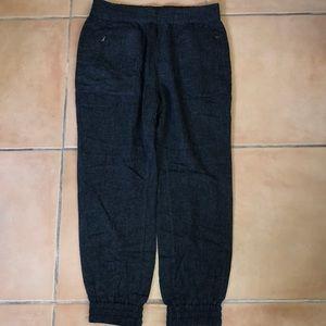 "Zara ""tweed"" style jogger size L"
